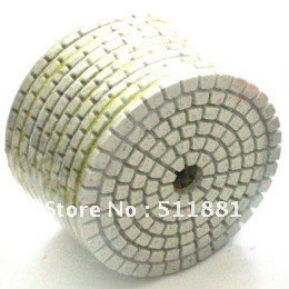 Abrasive Tools 3 Concrete Marble Granite Wet Polishing Pad 80mm Soft Diamond Pads|grit 50#,150#,200#,300#,500#,800#,1000#,1500#,2000#,3000#