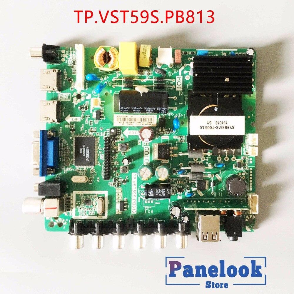 Original LD32U3100 32A3 32EU3100 Motherboard TP.VST59S.PB813 With Arbitrary Screen