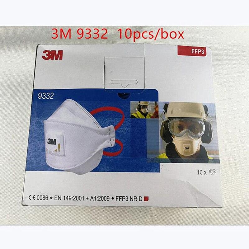 respiratore 3m 9332