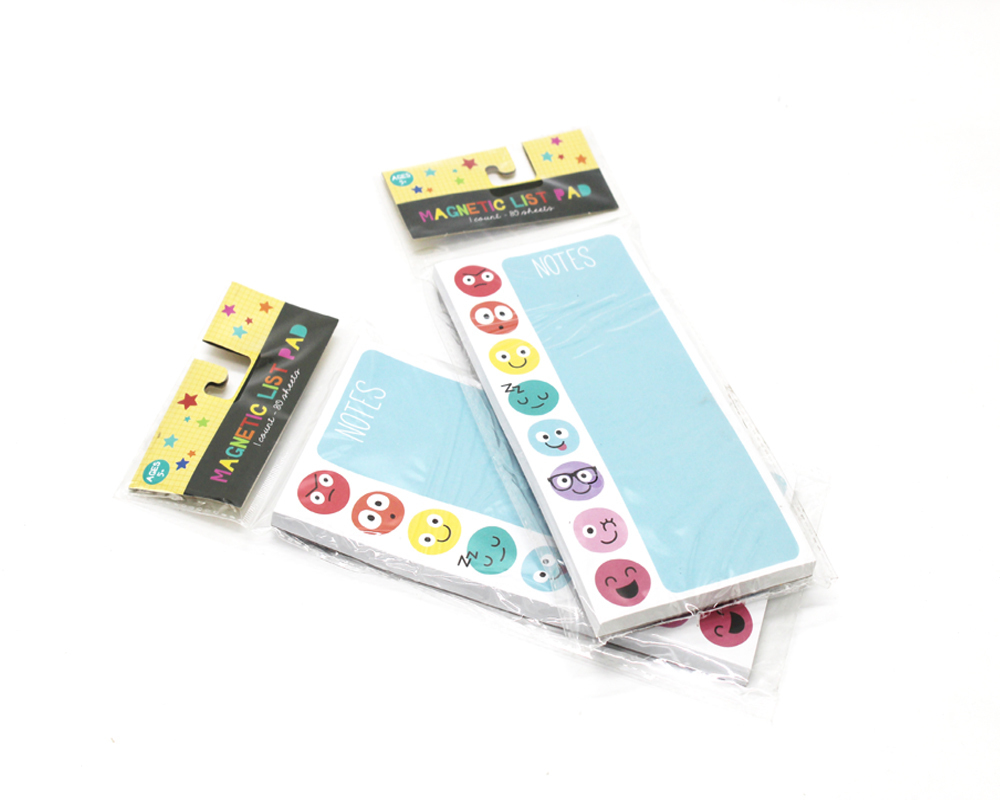 1 PC Magnetic cute convenient Pepsi notice post message notes stationery stickers memo pad notepad school supplies accessories