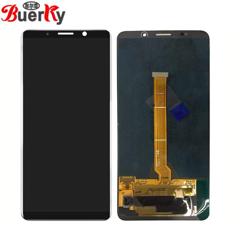 Bkparts 100% проверено для huawei Коврики 10 Pro BLA-L09 BLA-L29 ЖК-дисплей Дисплей Сенсорный экран Стекло планшета полная сборка