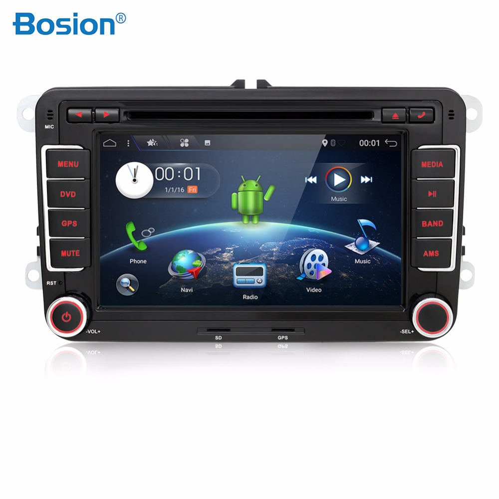 android 7 1 car dvd quad 4 core gps navi wifi bluetooth. Black Bedroom Furniture Sets. Home Design Ideas