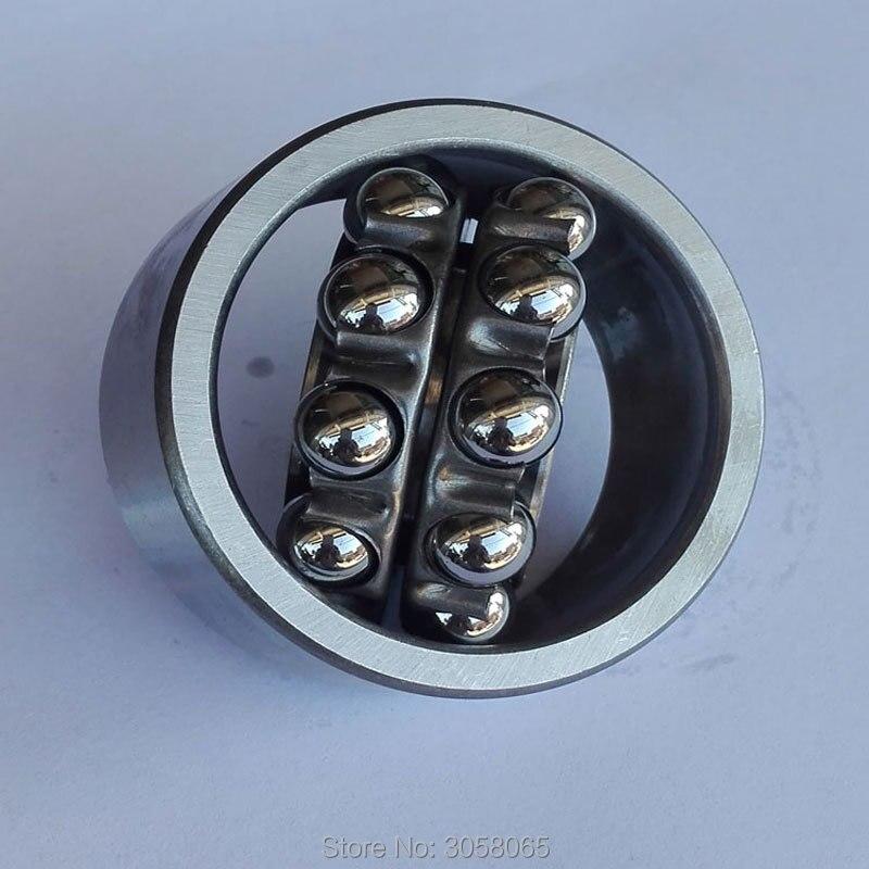 Self-aligning Ball Bearings 1220 1220K 1PCS, 100*180*34MM Double row ball self aligning ball bearings 2319 2319k 1619 1619k 1pcs 95 200 67mm double row ball