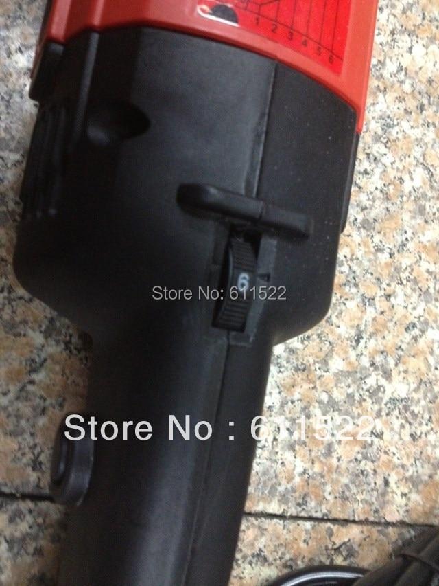 1200w slipverktyg av god kvalitet till bra pris med ett hjul fritt - Slipande verktyg - Foto 3