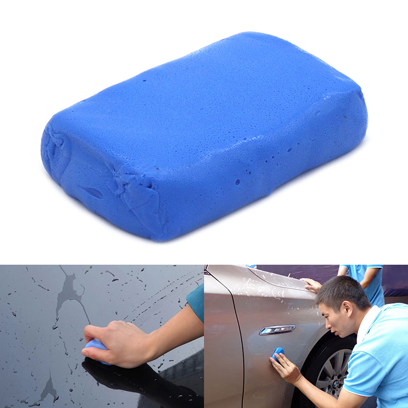 Car Wash & Maintenance New Fashion Clay Bar 180g Magic Clean Car Truck Blue Cleaning Clay Bar Car Detailing Clean Clay Care Tools Sludge Washing Mud Car Washer Attractive Designs;