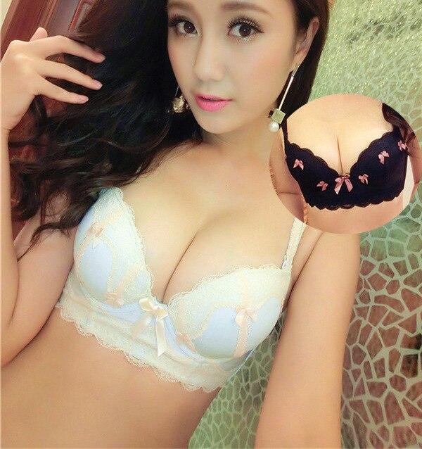 b6482456852 ... Adjustable Bra Lace Underwear Bra Set 4 Breasted Sexy Suit Wholesale  -in Bra & Brief Sets from Underwear & Sleepwears on Aliexpress.com | Alibaba  Group
