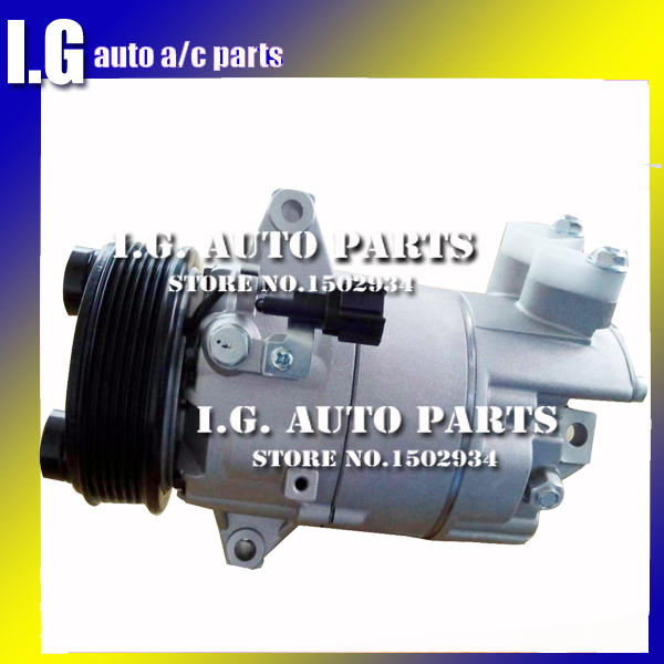 CAR AUTO AC COMPRESSOR FOR CAR NISSAN XUANYI AND FOR OTHER CARS