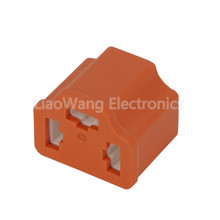 3 Pin H4 Plug-in Ceramic Connector, Right Angle 7.8 H4-2A  3P