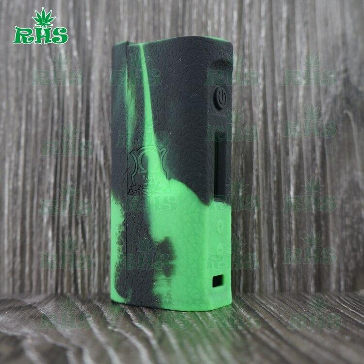 Free shipping Silicone Case for Kangertech Subox Mini C Mini C 50W Kbox Skin Wrap Cover