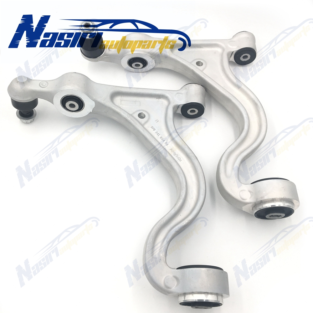 Pair Front Lower Control Arms 2