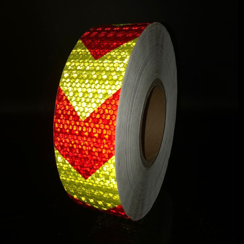 5cmx50m Reflective Stickers Adhesive Tape For Car Safety Warning Stickers Car Accessories