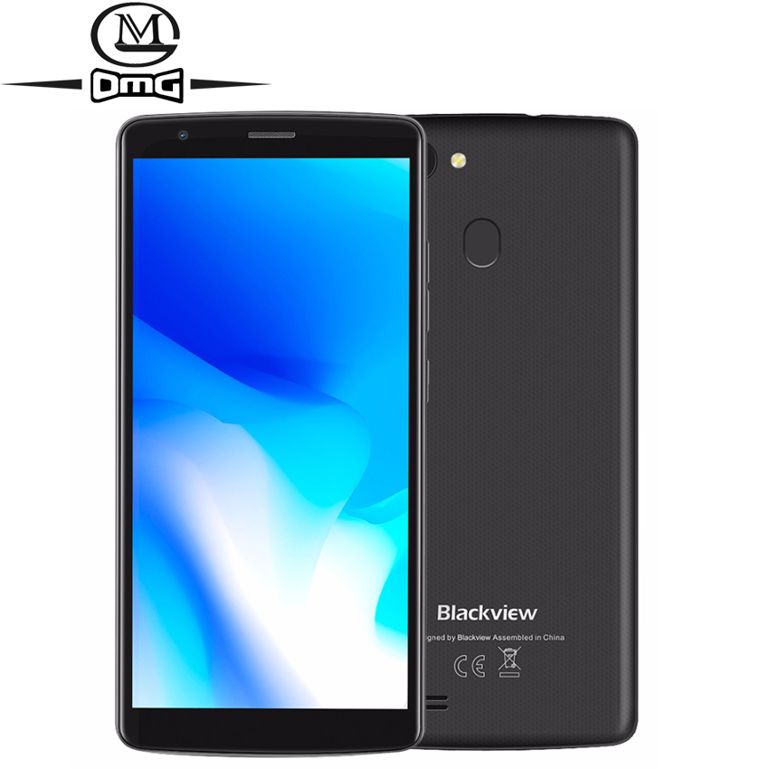 Blackview A20 Pro 4G Smartphone Android 8.1 2GB+16GB Quad Core Cell Phones Dual Back Camera 5.45