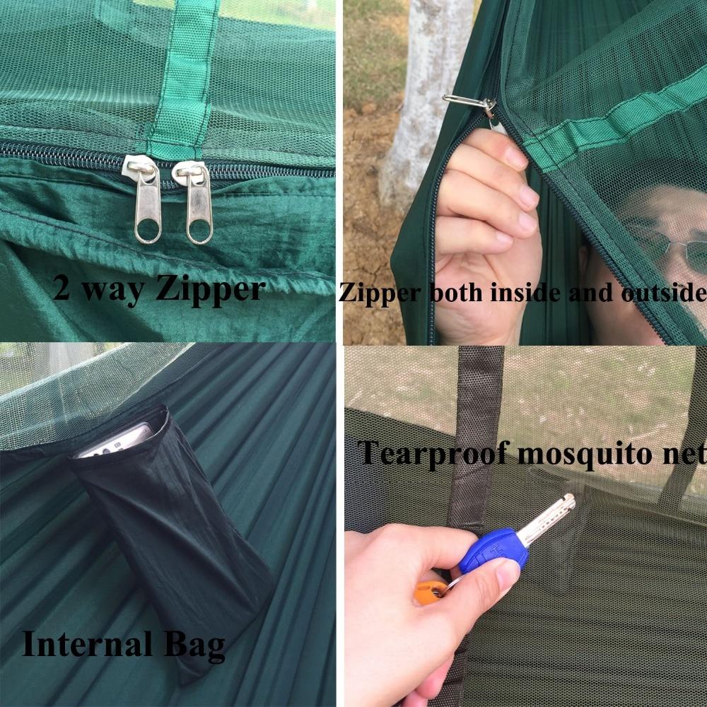 Портативті парашютті хаммок Бір - Жиһаз - фото 5
