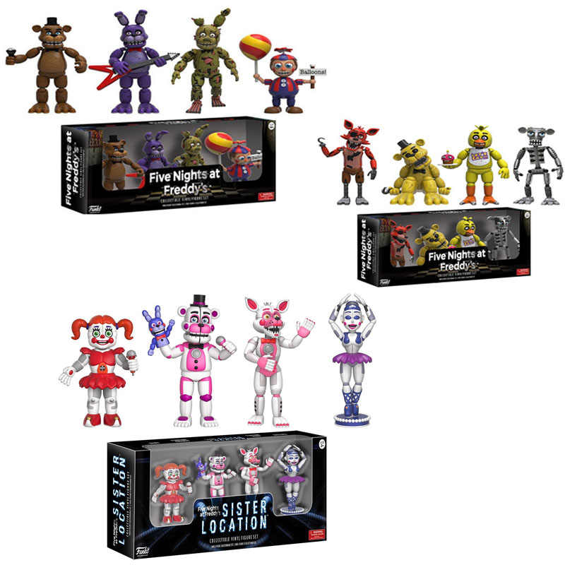 Funko Five Nights At Freddy/'s FOXY Figure Keychain NEW Toys Collectibles