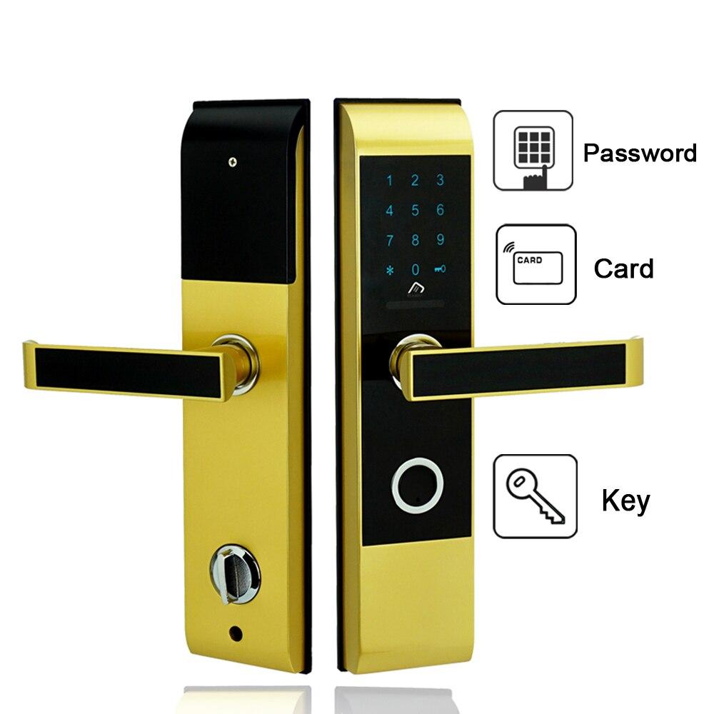 Ospon Os008c Digital Touchscreen Code Door Lock: Aliexpress.com : Buy Electronic Door Lock Digital Touch