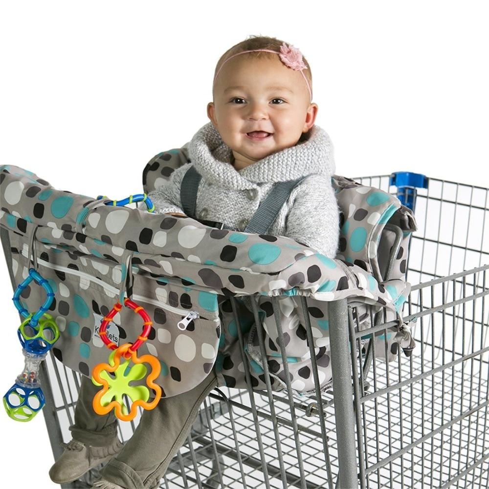 Тележка для продуктов чехол для детского сидения-ресторана высокий стул мягкие вставки Держатель для мальчиков, девочек, младенцев, малышей
