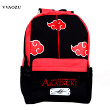 Naruto's Akatsuki Red Cloud School / Travel laptop Bag / Backpack