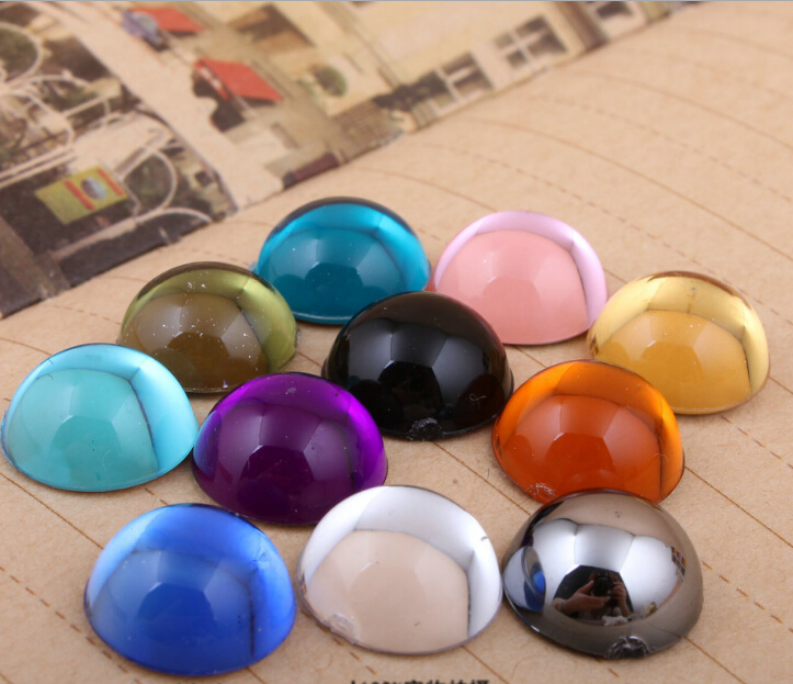 10,000pcs/Bag 5mm Jelly Flat Back Half Round Acrylic Rhinestones Smooth Face,Acrylic Plastic 3D Nail Art / Garment Rhinestone джон дэвисон рокфеллер как я нажил 500 000 000 мемуары миллиардера