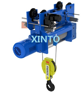 SH Standard-headroom Travelling Hoist (2/1 Rope Reeving) Electric  1T--10T ---Customized order, steel wire rope lifting sling vip link the game for sh wholesaler customized order
