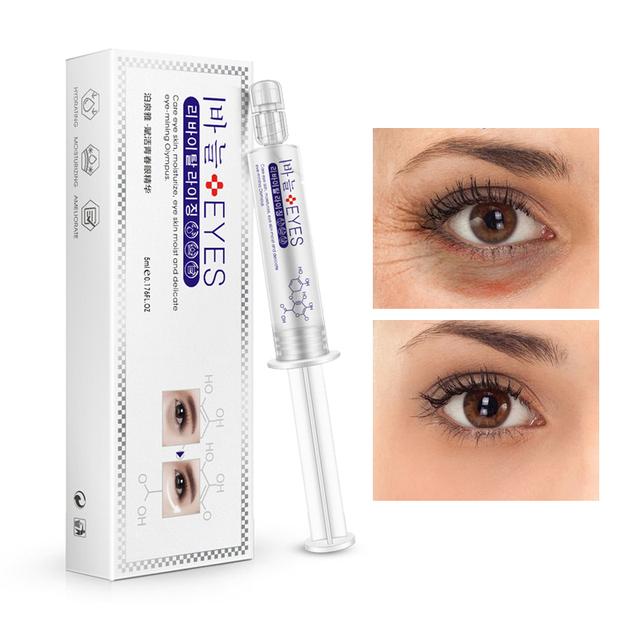 Moisturizing Cream & Eye Care. Anti-aging and dark eye