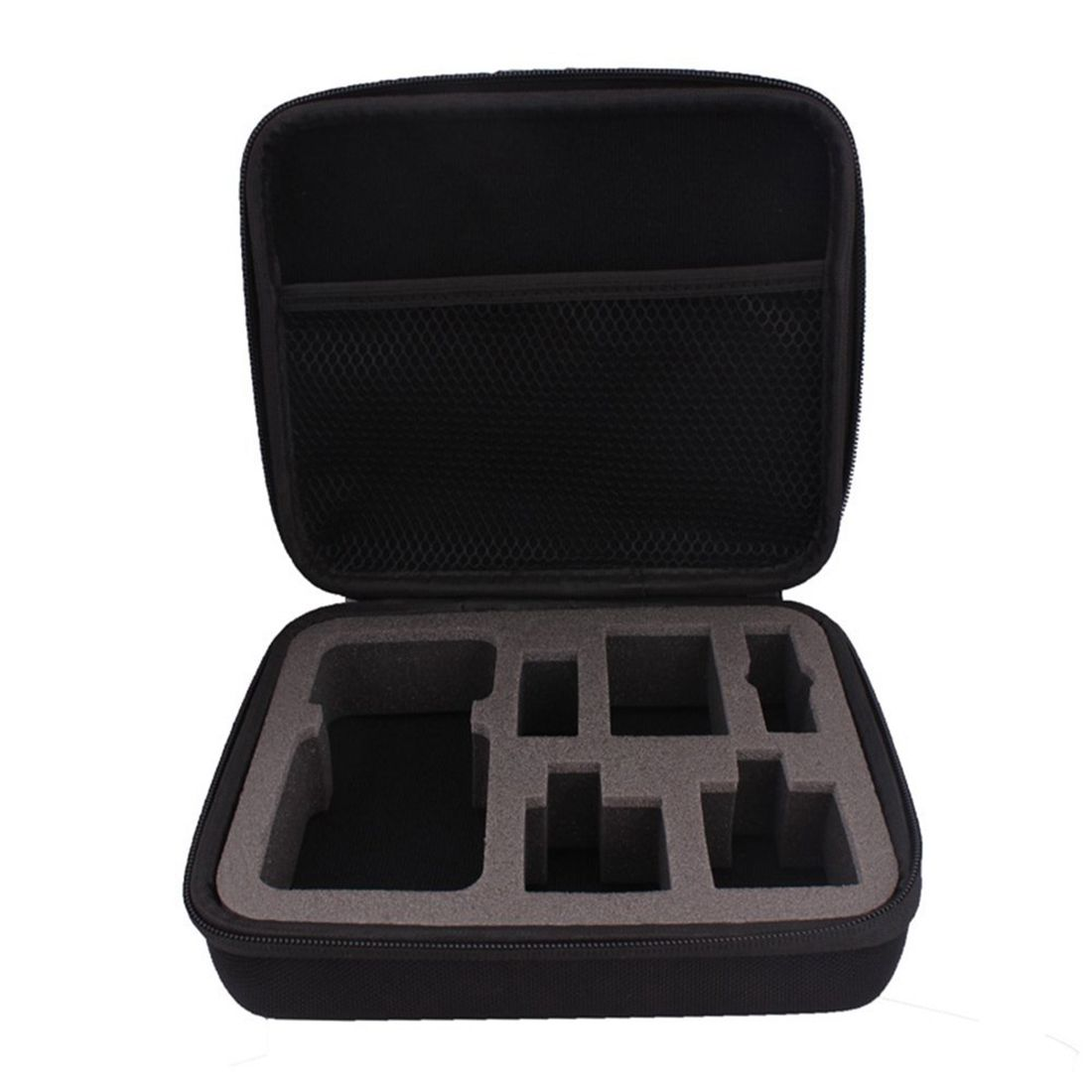 Top Deals Shockproof Protective Action Camera Carrying Case Storage Bag for GoPro Hero4 Session and Related Accessories