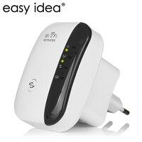 Wireless-n Wi-fi Repetidor 802.11n/b/g Wi Fi Router Range Expander Amplificador de Señal a 300 Mbps Wi-fi Potenciadores de la señal de Encriptación Wps