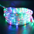 10M 100Leds Outdoor Garden Solar String Fairy Light Solar Christmas Garlands Copper Rope Tube String Light for Fence Landscape