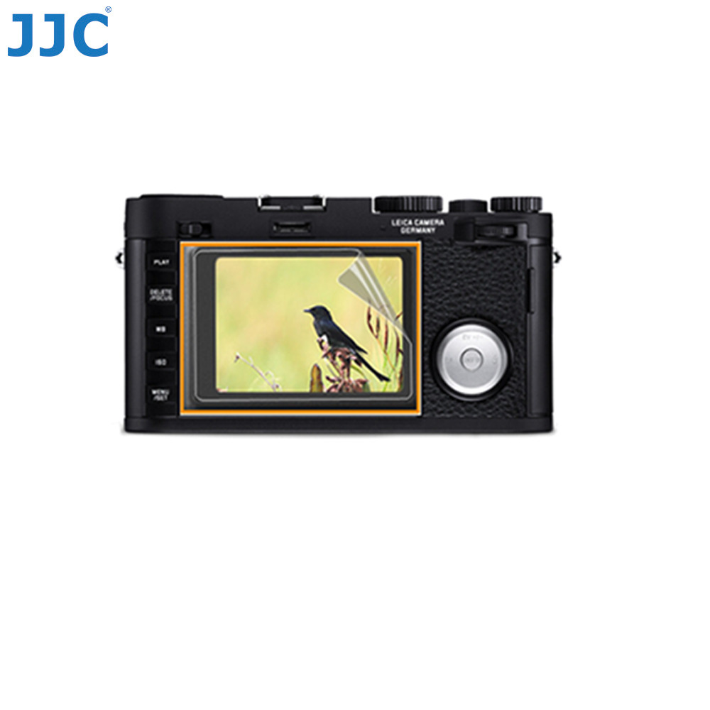 3-Pack Tempered Glass LCD Screen Protector Compatible with Leica M-E M8 M9 M9-P ME M9P Digital Camera