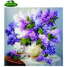 Kits crafts Lilac dmc