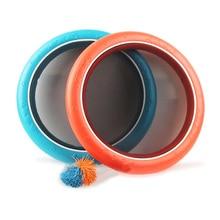 30*30*7 см 2 мини OgoDisk& мини Koosh Мяч летающий диск Дети Детские домашние спортивные игры на улице Супер диск набор