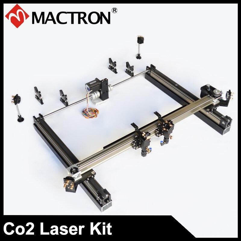 MT-6040 600mm*400mm Double Head Co2 Laser Engraver Kit
