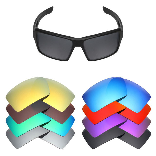 Mryok Polarizada Lentes de Substituição para o Eyepatch 2 Lentes De Óculos  De Sol Oakley ( 393716161f