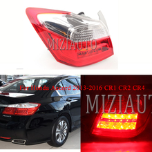 Tail Light Tail Lamp for Honda Accord 2013-2016 CR1 CR2 CR4 Rear Light Rear Brake Lamp Tail Light Assembly Outer for chery a3 sedan reversing light rear tail lamp assembly brake light lamp tail light assembly