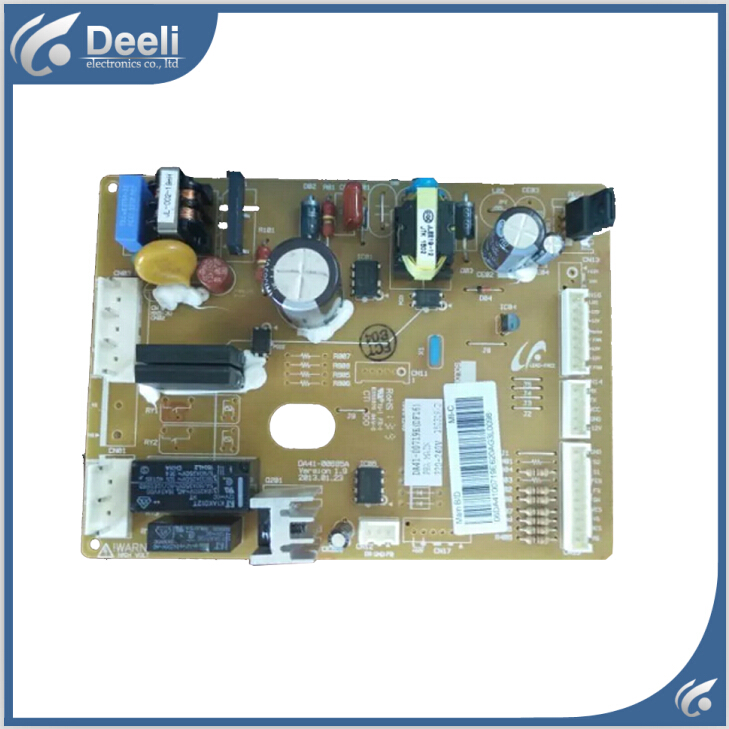 99% new good working for Samsung refrigerator pc board BCD-207CT Computer board TOSHIBAMCB-03 DA41-00719E 95% new for samsung refrigerator pc board computer board da41 00341c rs60njs board good working
