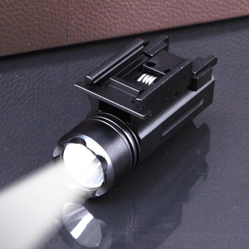 Flashlight Hunting Gun-Accessories Tactical-Gun Handgun-Torch Qz0128