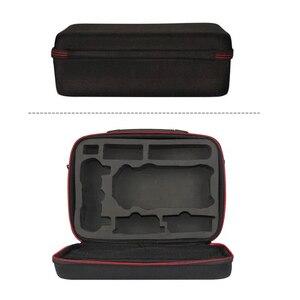 Image 3 - حقيبة للتخزين ل DJI Mavic برو البلاتين الطائرة بدون طيار ملحق تحمل boxنقل واقية حقيبة صندوق قابل للحمل حقيبة يد