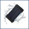 Waterproof 20000mah capacity solar type carregador de celular