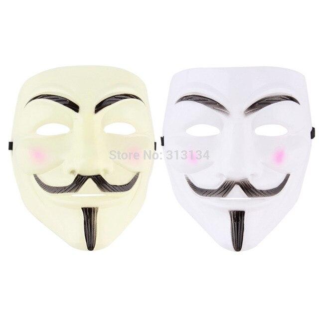 Cosplay Máscara V de Vendetta Anonymous Película de Guy Fawkes ...