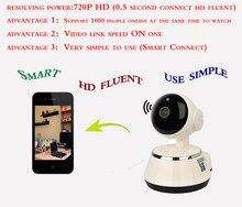 360 градусов вращения Мини Ip-камеры Wifi cctv смарт-Камеры Беспроводные Ик P2P Камеры Наблюдения Ночного Видения Монитор камеры