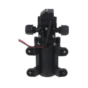 Image 4 - DC 12V 130PSI 6L/Min Water High Pressure Diaphragm Self Priming Pump 70W New