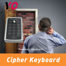 Access Control Cipher Keyboard Escape Room Prop ER props enter right password on the keyboard to unlock