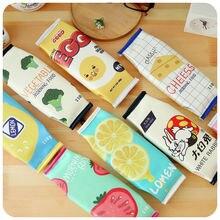 Creative Pencil Case kawai pen bag school office supplies high quality cute funny lovely birthday gift send children 005