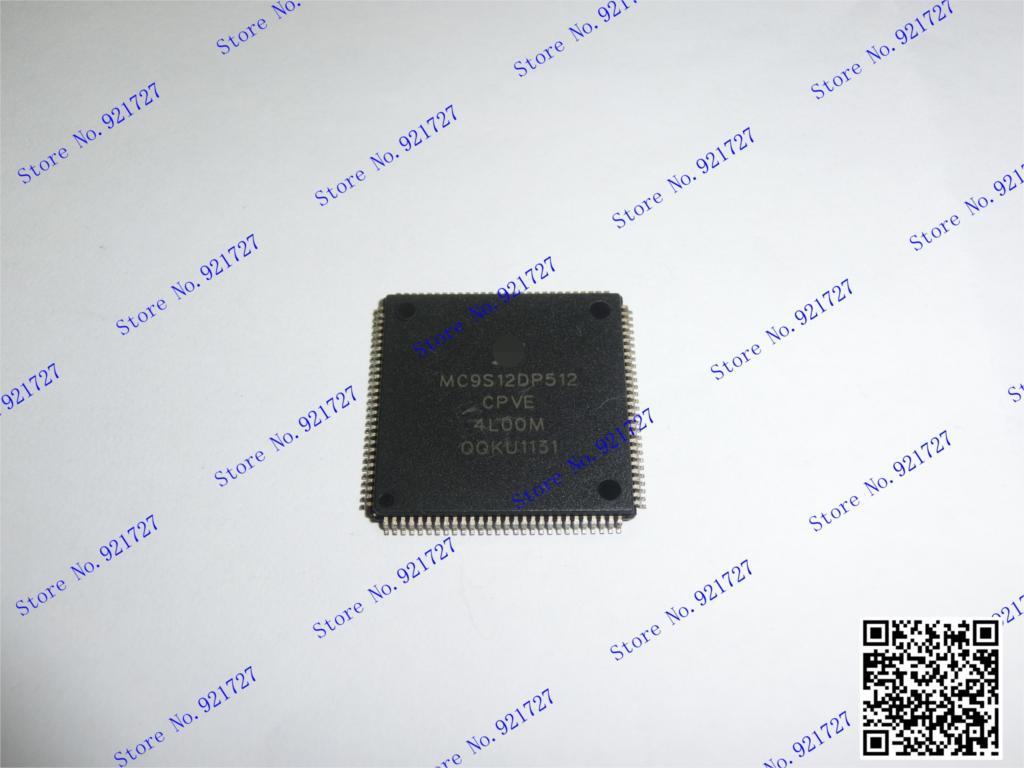 1PCS MC9S12DP512 MC9S12DP512CPVE QFP jx1105 qfp