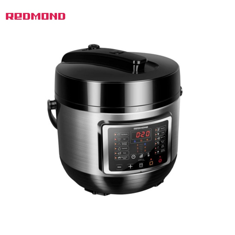 Multi cooker Redmond RMC-PM400 multivarki multivarka porridge soup rice cooking stewing pressure cooker Multivark multicooker aroma 4 in 1 rice cooker