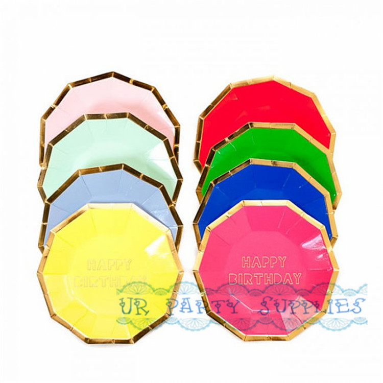 sc 1 st  AliExpress.com & Buy yellow plates paper and get free shipping on AliExpress.com