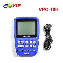 2018 New design VPC-100 pin code calculator  pincode calculator in stock DHL