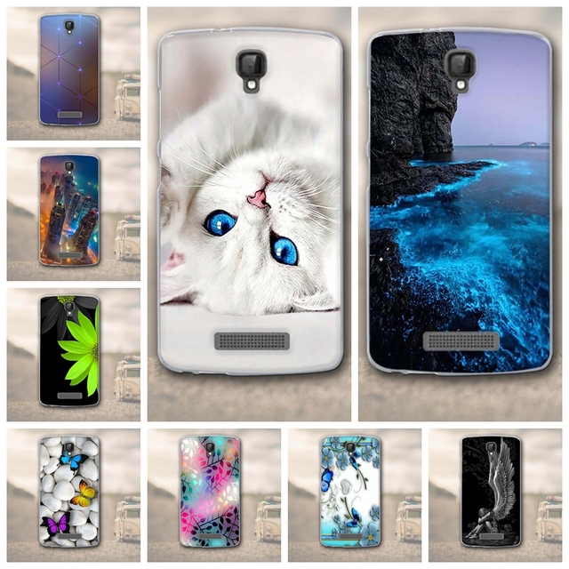 TPU Soft Silicon for ZTE Blade L5/L5 Plus Case Cover Cover 3D Coque Fundas for ZTE Blade L5 Plus Case Cover Phone Case Protector