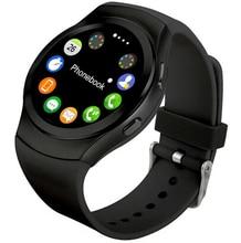 New Smartwatch No1 G3 montre hommes pour Apple IOS android Smartphone pulsometer thermomètre podomètre Siri vitesse S2 SIM montre téléphone