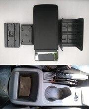Для Ford focus 3 подлокотник коробка центральный магазин содержание фокус mk3 armres коробка с подстаканником пепельница с интерфейсом USB общая модель