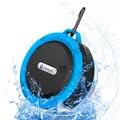 Al aire libre Portable del Altavoz Inalámbrico Bluetooth 4.0 Estéreo Incorporado mic Choque Resistencia IP66 Impermeable con Altavoz de Graves